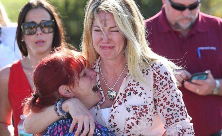 Can generosity solve the problem of school shootings in America?